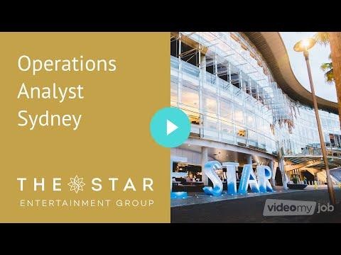 Operations Analyst Sydney