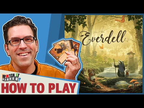 Everdell - How To Play