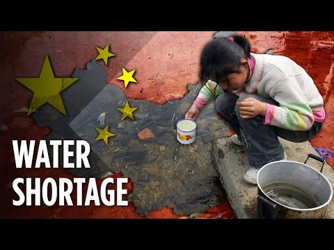 Why China Is Running Out Of Water