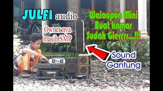 Download walaupun mini buat kamar sudah glerr julfi audio miniatur sound system
