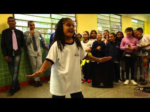 Fábrica de Cultura Vila Curuçá - Show no Intervalo - EMEF Alexandre Gusmão