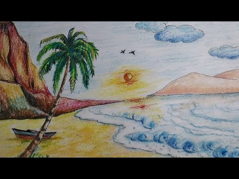 Beach Drawings