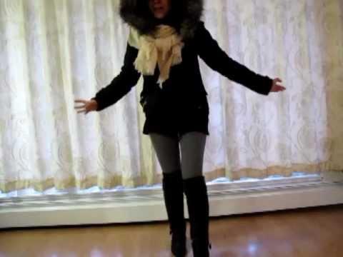 OOTD 2: Winter Style (w/ TNA Jacket)