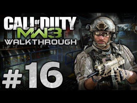 Прохождение Call of Duty: Modern Warfare 3 [Завершено]