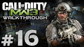 Прохождение Call of Duty: Modern Warfare 3 — Миссия №16: ПРАХ К ПРАХУ [ФИНАЛ]
