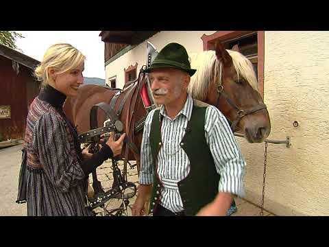 Heimatgschichtn - Pferdekutschenfahrt In Fischbachau