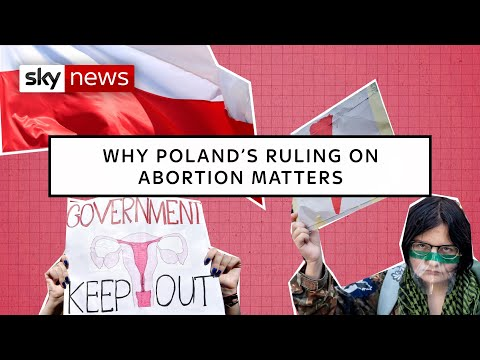 Poland abortion protests explained