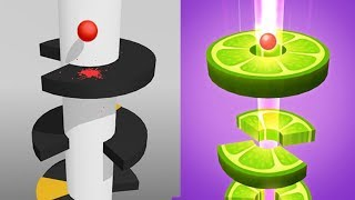 Helix Jump Vs Helix Crush | WHICH GAME IS THE BEST HELIX?