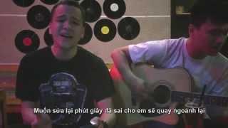 Cơn mưa tháng 5 (cover)  - Pine Lee Hoang & Thánh ICương