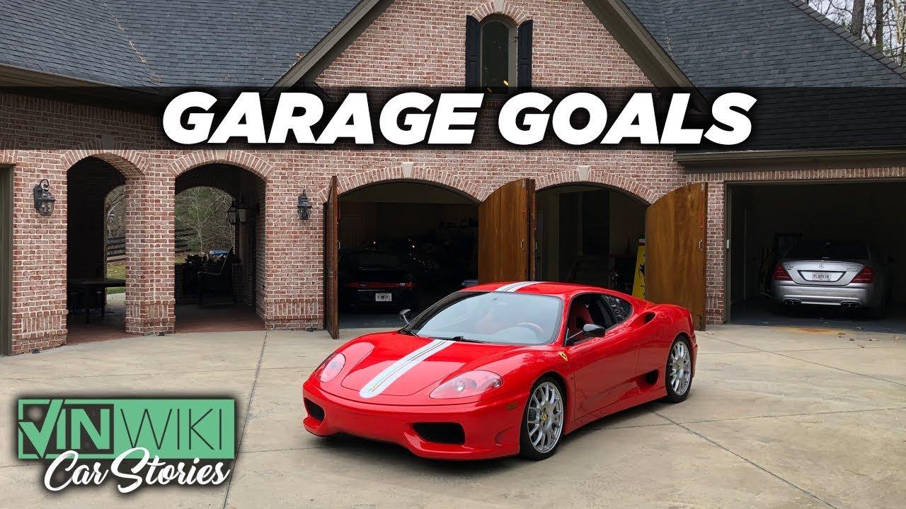 Garage Goals Ferrarichat