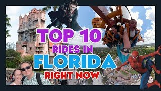 Скачать Our Top 10 Biggest Scariest Best Rides In Florida Right Now