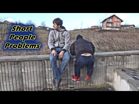 BIG PROBLEMS OF LITTLE PEOPLE #2