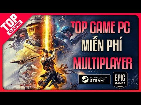 Top game Máy Tính Miễn Phí Chơi Multiplayer Với Bạn Bè 2021 | Games PC Coop, Multiplayer