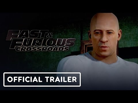 Fast & Furious Crossroads - Official Reveal Trailer   The Game Awards
