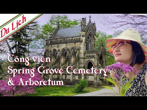 Du lịch Cincinnati-Spring Grove Cemetery and Arboretum