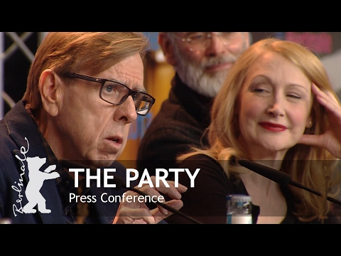 The Party  Press Conference Highlights  Berlinale 2017