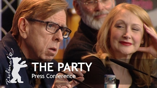 The Party   Press Conference Highlights   Berlinale 2017 streaming