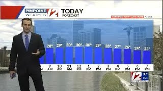 Pinpoint Weather 12 Forecast