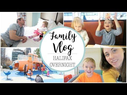 Vlog | Mini Getaway To Halifax!