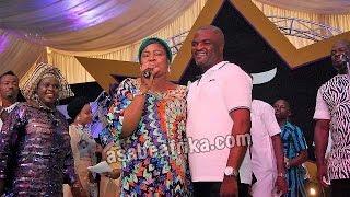 Fuji Music Stars dazzle Ebenezer Obey on 75th birthday...Obesere, Ayuba, Sefiu Alao, KWAM 2 & Salawa