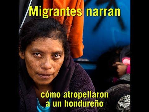 Cómo muere un migrante en México