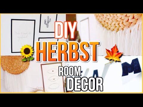Diy Tumblr Herbst Deko Für Deinen Zimmer