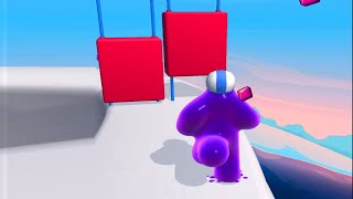 Blob Runner 3D - All Levels Gameplay Android iOS (Levels 7-10)