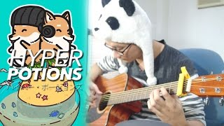 Unbreakable - Hyper Potions (feat. Danyka Nadeau)【Acoustic Guitar Cover】
