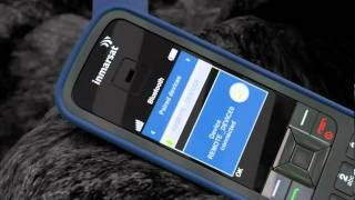 IsatPhone Pro from Stratos - an Inmarsat Company