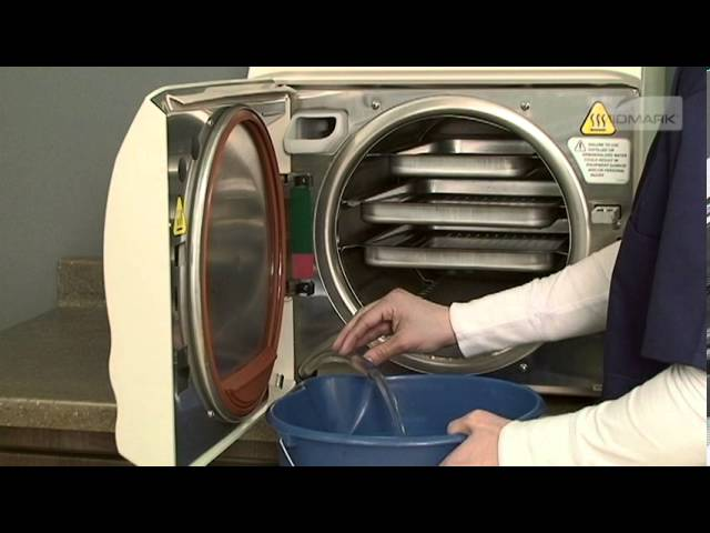 How to Clean and Care for Your Midmark M9®/M11® Steam Sterilizer  (Daily/Weekly Maintenance) - YouTubeYouTube
