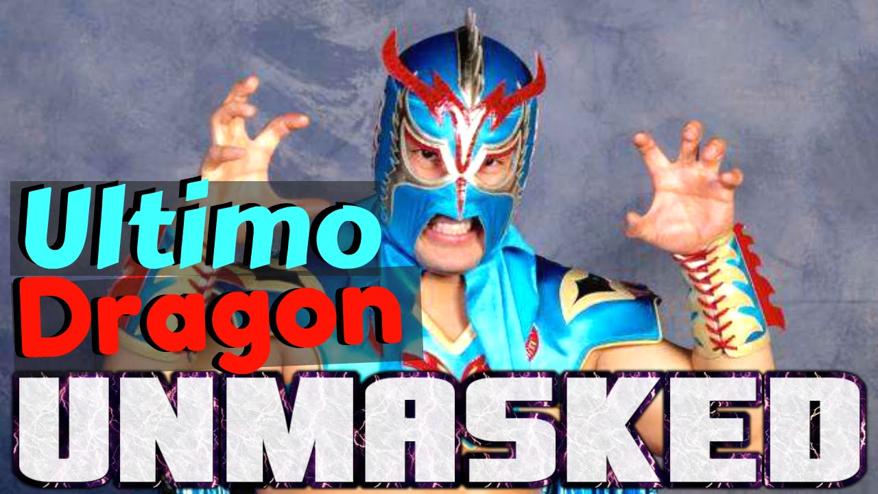 Ultimo Dragon Unmasked - YouTube