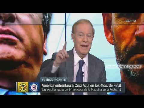 Analisis del SANTOS vs AMERICA    Asi se jugara la liguilla del Apertura 2017 - Futbol Picante