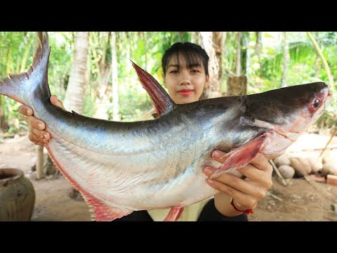 Yummy Cooking Big Fish Recipe - Cooking Skill