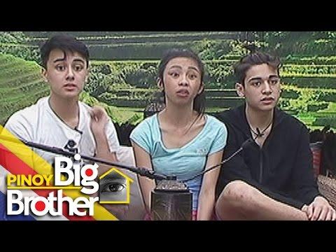 Pinoy Big Brother Season 7 Day 61: Kuya, nakipagkulitan kina Edward, Marco at Maymay