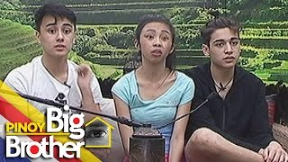 Pinoy Big Brother Season 7 Day 61: Kuya, nakipagkulitan kina Edward, Marco at Maymay