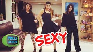 Divyanka Tripathi, Mouni Roy, Ekta Kapoor Sexy Dance | Beat Pe Booty