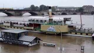 Наперекор водной стихии. Как выстоять во время наводнения? Дрезден. Июнь 2013(Проект