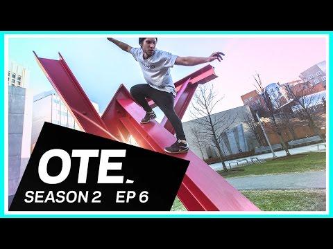 OTE: BOSTON GOES HARD - Off The Edge: A Freerunning Web Series (Season 2 – Ep. 6)