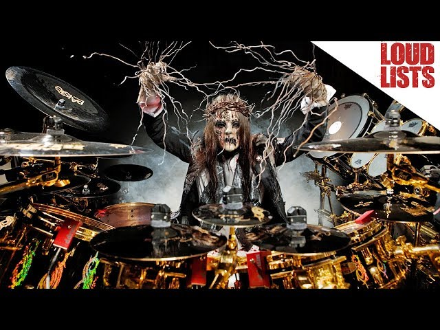 10 Times Joey Jordison Was the Best Drummer on Earth