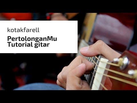 PertolonganMu Tutorial Gitar Lagu Rohani