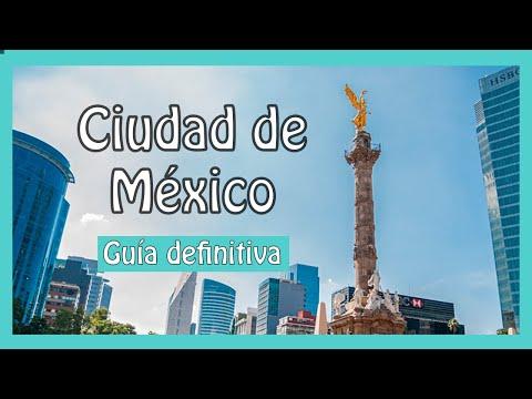 Guía definitiva para visitar la Ciudad de México ¿Que hacer?¿Dónde hospedarse?¿Qué comer? y más