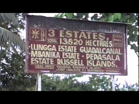 Russell Islands Solomons 1992