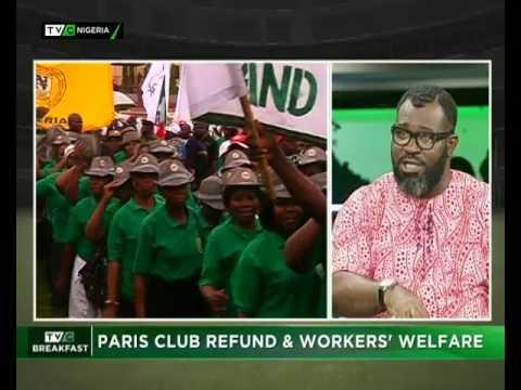 TVC Breakfast 21st July 2017 |  Paris Club Refund
