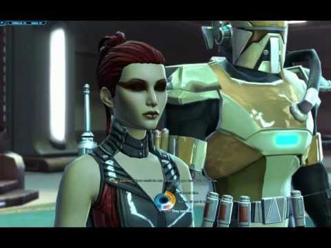 Star Wars: The Old Republic - The Sith Warrior Story - Chapter 3 - ( 10 Of 10 )