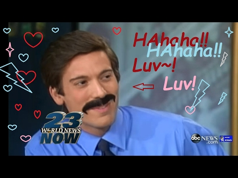 Cute Clips of DAVID MUIR From WNN