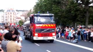 Défilé Du Puy En Velay 3 (Véhicules Pompiers Anciens)