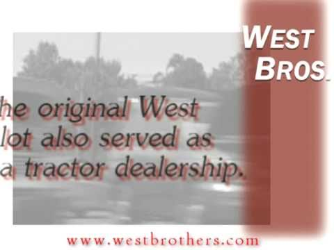 West Brothers Sullivan Mo >> West Brothers Dealership Sullivan Mo History
