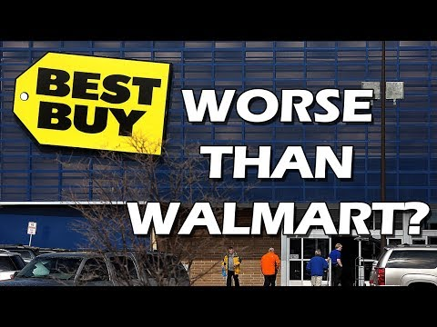 Tales from Retail: Is Best Buy Really Worse than Walmart?