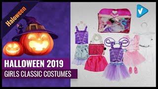 Top 10 Girls Classic Costumes | Halloween 2019