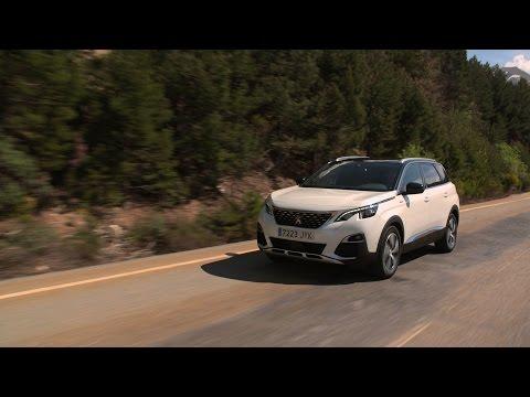 Probamos el nuevo Peugeot 5008: un SUV más espacioso con acabado deportivo - Centímetros Cúbicos